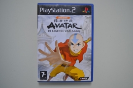 Ps2 Avatar De Legende van Aang / Avatar The Legend of Aang