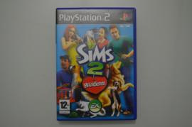 Ps2 De Sims 2 Huisdieren