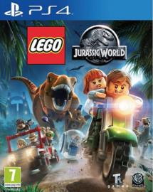 Ps4 Lego Jurassic World [Nieuw]