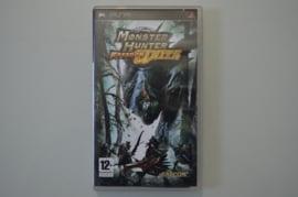PSP Monster Hunter Freedom Unite