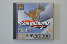 Ps1 Cool Boarders 3 (Platinum)