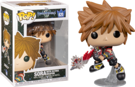 Kingdom Hearts 3 Funko Pop - Sora With Ultima Weapon #620 [Nieuw]