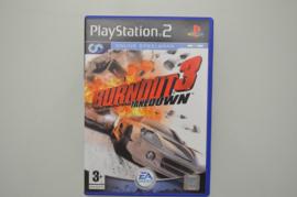 Ps2 Burnout 3 Takedown