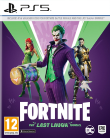 PS5 Fortnite The Last Laugh (Code In A Box) [Nieuw]