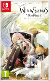 Switch WitchSpring3 [Re:Fine] - The Story of Eirudy [Pre-Order]