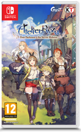 Switch Atelier Ryza Ever Darkness & the Secret Hideout [Nieuw]
