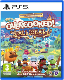 PS5 Overcooked! All You Can Eat [Nieuw]
