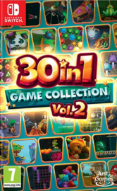 Switch 30 in 1 Game Collection Vol 2 [Nieuw]