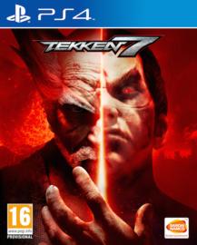 Ps4 Tekken 7 (PSVR) [Nieuw]