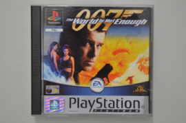 Ps1 007 James Bond The World is Not Enough (Platinum)