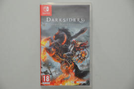 Switch Darksiders Warmastered Edition