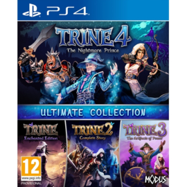 Ps4 Trine Ultimate Collection [Nieuw]