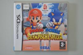 DS Mario & Sonic Op de Olympische Spelen