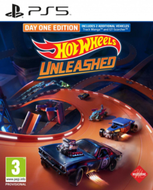 PS5 Hot Wheels Unleashed Day One Edition [Pre-Order]