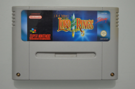 SNES The Lord of the Rings