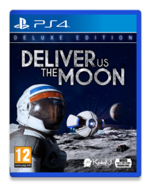 Ps4 Deliver Us The Moon Deluxe Edition [Pre-Order]