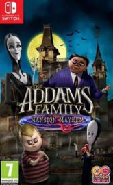 Switch The Addams Family Mansion Mayhem [Pre-Order]