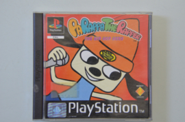 Ps1 Parappa The Rapper The Hip Hop Hero