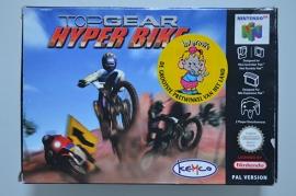 N64 Top Gear Hyperbike [Compleet]