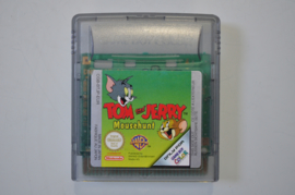 GBC Tom and Jerry Mousehunt