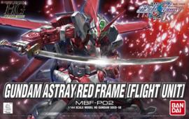 Gundam Model Kit HG 1/144 Gundam Astray Red Frame (Flight Unit) - Bandai [Nieuw]