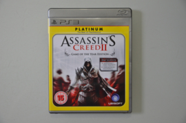 Ps3 Assassins Creed II Game Of The Year Edition (Platinum)