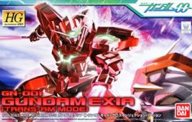 Gundam Model Kit HG 1/144 Gundam Exia (Trans-Am Mode) - Bandai [Nieuw]
