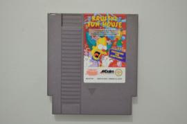 NES Krusty's Fun House