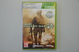 Xbox 360 Call of Duty Modern Warfare 2 (Classics)