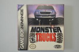 GBA Monster Trucks [Nieuw]