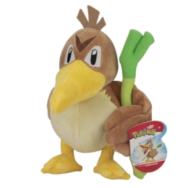 Pokemon Pluche Farfetch'd - Wicked Cool Toys [Nieuw]