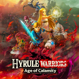 Switch Hyrule Warriors Age of Calamity [Nieuw]