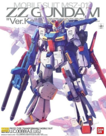 Gundam Model Kit MG 1/100 ZZ Gundam Ver. Ka (Campaign) - Bandai [Nieuw]