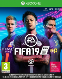 Xbox One Fifa 19 [Nieuw]