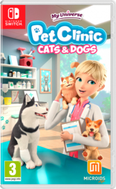 Switch My Universe Pet Clinic Cats & Dogs [Pre-Order]