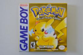Gameboy Pokemon Yellow / Pokemon Geel [Compleet]