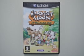 Gamecube Harvest Moon A Wonderful Life