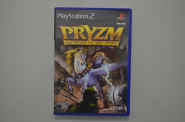 Ps2 Pryzm Chapter One: The Dark Unicorn