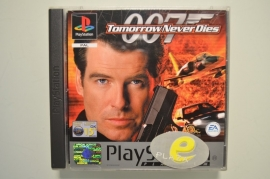 Ps1 Tomorrow Never Dies (James Bond / 007) (Platinum)