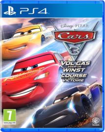 Ps4 Cars 3 Vol Gas Voor De Winst [Nieuw]