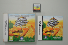 DS Amazing Adventures The Forgotten Ruins