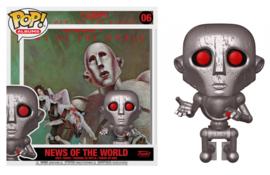 Queen Funko Pop - News Of The World Album #06 [Pre-Order]
