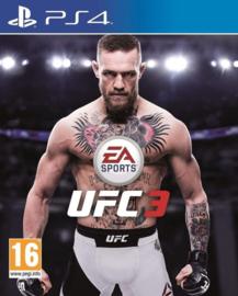 Ps4 UFC 3 [Nieuw]