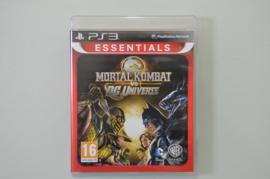 Ps3 Mortal Kombat VS DC Universe (Essentials)