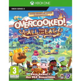 Xbox Overcooked All You Can Eat (Xbox One/Xbox Series X) [Nieuw]
