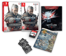 Switch The Witcher 3 Wild Hunt Complete Edition [Pre-Order]