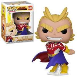 My Hero Academia Funko Pop - Silver Age All Might [Pre-Order]