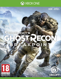 Xbox One Tom Clancy's Ghost Recon Breakpoint [Nieuw]