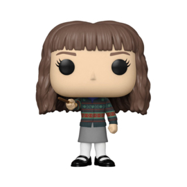 Harry Potter 20th Anniversary Funko Pop Hermione With Wand [Pre-Order]