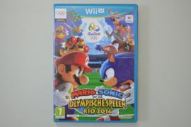 Wii U Mario & Sonic op de Olympische Spelen Rio 2016